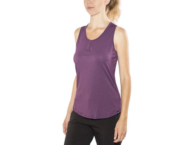 Mountain Equipment Equinox - Camisa sin mangas Mujer - violeta
